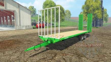 JOSKIN Wago v1.1 para Farming Simulator 2015