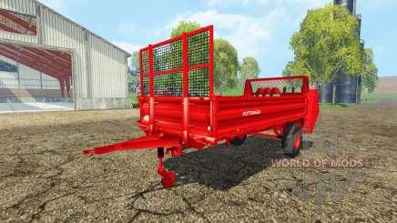 POTTINGER 4500 para Farming Simulator 2015