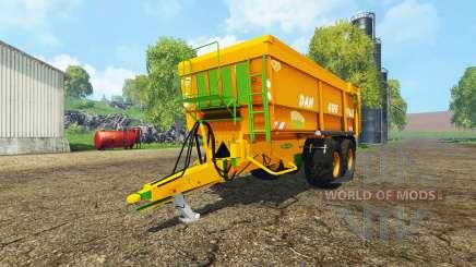 Dangreville DMS para Farming Simulator 2015
