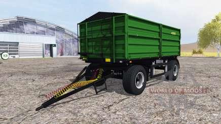 Zaslaw D-737AZ green para Farming Simulator 2013