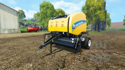 New Holland Roll-Belt 150 v1.1 para Farming Simulator 2015