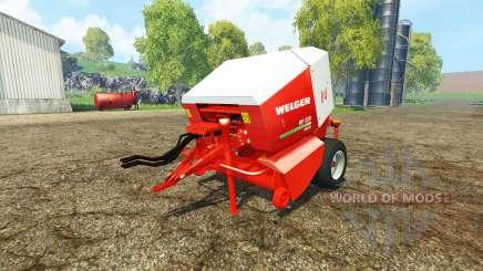 Welger RP220 para Farming Simulator 2015