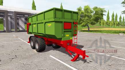 Hilken SSP6 para Farming Simulator 2017