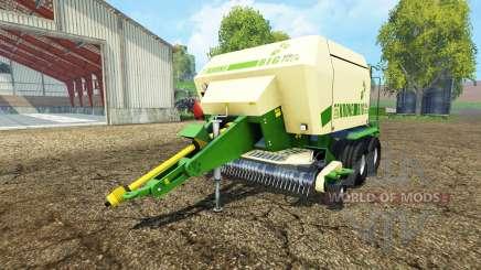 Krone BigPack 120-80 para Farming Simulator 2015