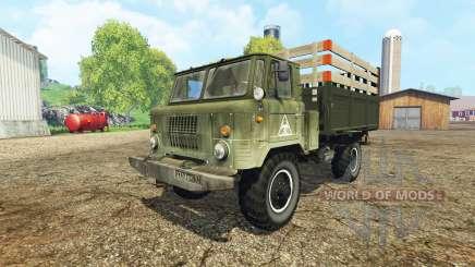 GAZ 66 para Farming Simulator 2015