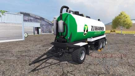 Zunhammer manure transporter para Farming Simulator 2013