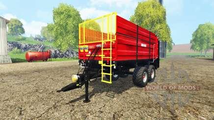 Metal-Fach N267-1 para Farming Simulator 2015