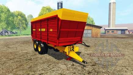 Schuitemaker Siwa 240 para Farming Simulator 2015