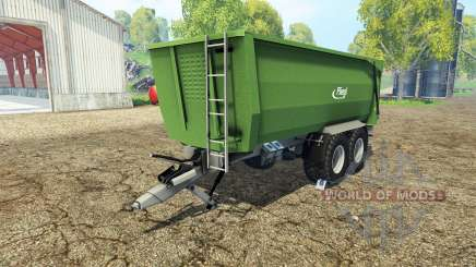 Fliegl trailer para Farming Simulator 2015