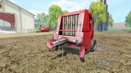 Hesston 5580 v1.1 para Farming Simulator 2015