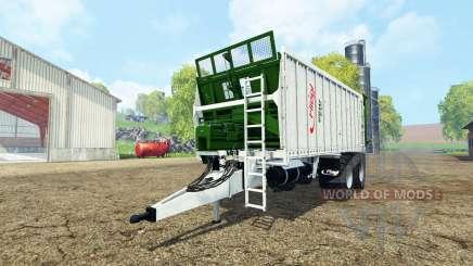 Fliegl ASW para Farming Simulator 2015