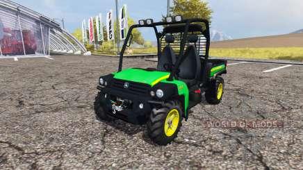 John Deere Gator 825i v2.0 para Farming Simulator 2013