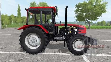 Bielorruso 1025.5 para Farming Simulator 2017