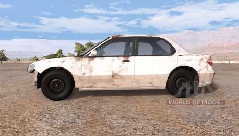 Hirochi Sunburst rusty para BeamNG Drive