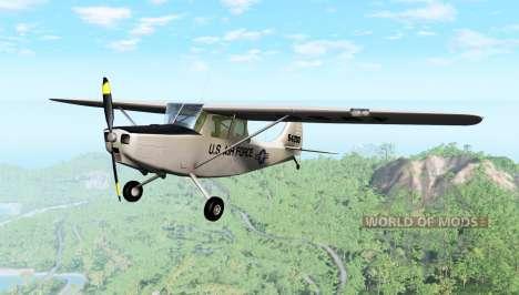 Cessna L19 para BeamNG Drive