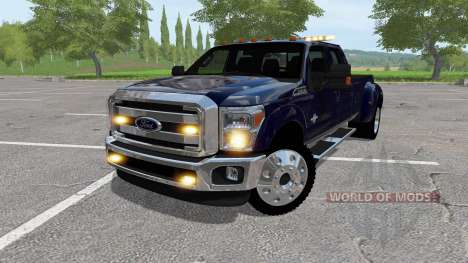 Ford F-350 Super Duty para Farming Simulator 2017