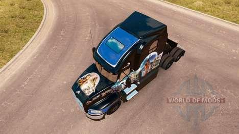 Piel de Verano de la India en el Mack Pinnacle t para American Truck Simulator