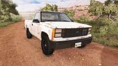 Gavril D-Series rusty para BeamNG Drive