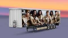 Pieles de marcas de lujo en el trailer
