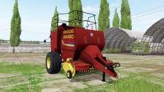 New Holland BigBaler 980 v2.1 para Farming Simulator 2017