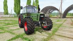Fendt Farmer 310 LSA Turbomatik para Farming Simulator 2017