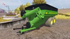 John Deere grain cart