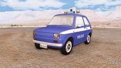 Fiat 126p v6.0 para BeamNG Drive