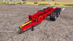 Hawe WPS 32 T para Farming Simulator 2013
