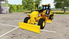 Caterpillar 140M v2.0 para Farming Simulator 2017
