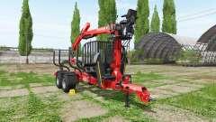 STEPA FHL 13 AK v1.01 para Farming Simulator 2017