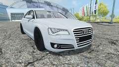 Audi A8 (D4) 2012