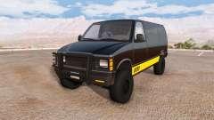 Gavril H-Series Yeti para BeamNG Drive