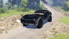 Ferneis Mad Max para Spin Tires
