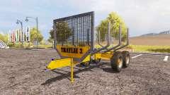 Forestry trailer v1.1