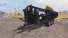 Kotte Garant VTR black