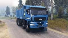 MAZ 6516В9