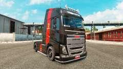 Ferrari piel para camiones Volvo