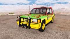 Gavril Roamer Tour Car Jurassic Park