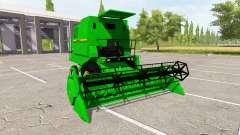 SLC-John Deere 7500 Turbo para Farming Simulator 2017