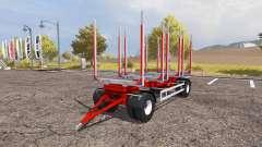 Huttner N6SZ para Farming Simulator 2013