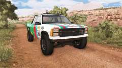 Gavril D-Series baja racer custom v0.6.6 para BeamNG Drive
