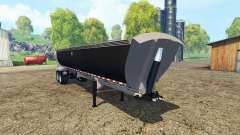 MAC dump semitrailer