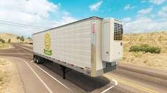 Utility 2000R trailer