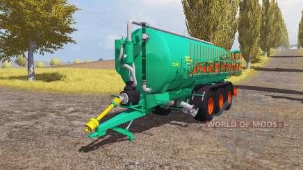 Aguas-Tenias CAT-22-TC v1.5 para Farming Simulator 2013