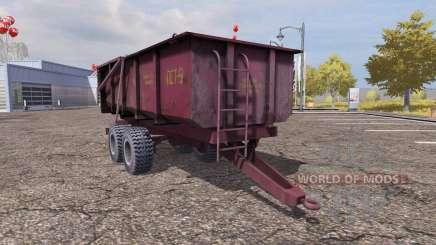 PST 9 v2.0 para Farming Simulator 2013