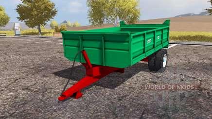 Farmtech EDK 500 v1.3 para Farming Simulator 2013