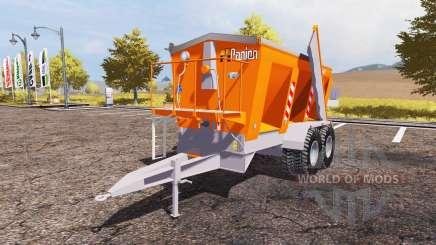 Panien PW 18-10E v1.1 para Farming Simulator 2013