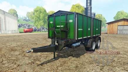BRANTNER TA 20051-2 XXL Multiplex para Farming Simulator 2015