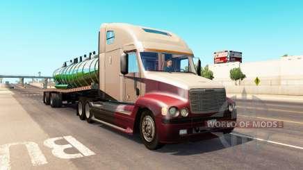 Truck traffic pack v1.5 para American Truck Simulator
