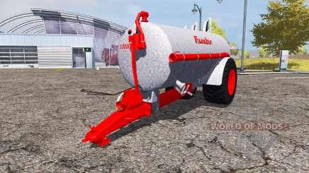 Fuchs tank manure para Farming Simulator 2013